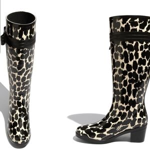 Kate Spade Randi Too Rain Boots 9